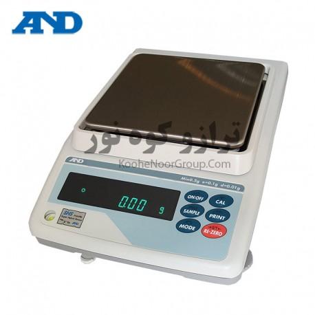 ترازو GF4000  - دقت 0.01گرم و ظرفیت 4100گرم