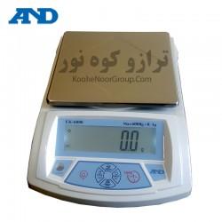 ترازو EK6000-دقت 0.1گرم و ظرفیت 6000گرم