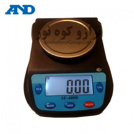 ترازوی SF400D دقت 0.01 گرم