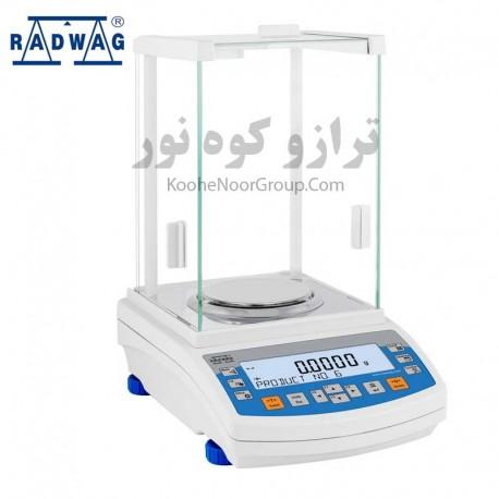 ترازوی AS220R2 دقت 0.0001 گرم ظرفیت 220 گرم