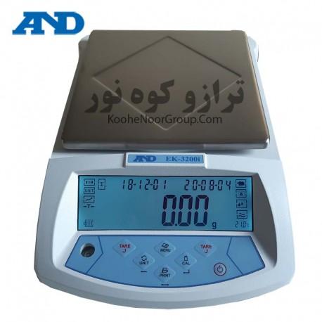 ترازو EK3200i-دقت 0.01گرم و ظرفیت 3200گرم