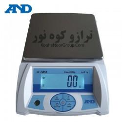 ترازو HL5000-دقت 0.1گرم و ظرفیت 5000گرم