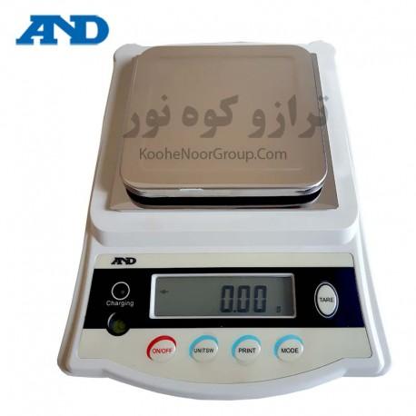ترازو EK1000i -دقت 0.01گرم و ظرفیت 1200 گرم