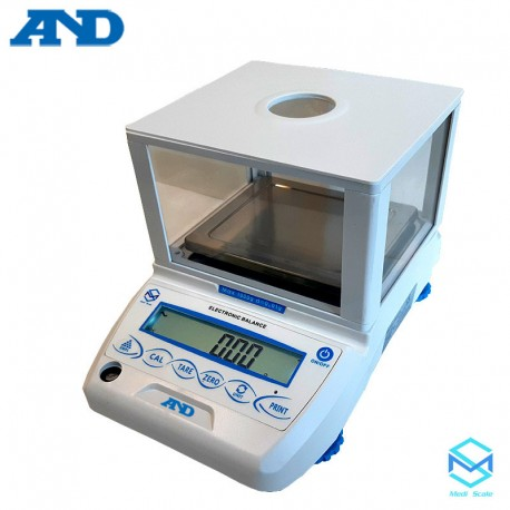 ترازوی EF1000 دقت 0.01 گرم و ظرفیت 1000 گرم