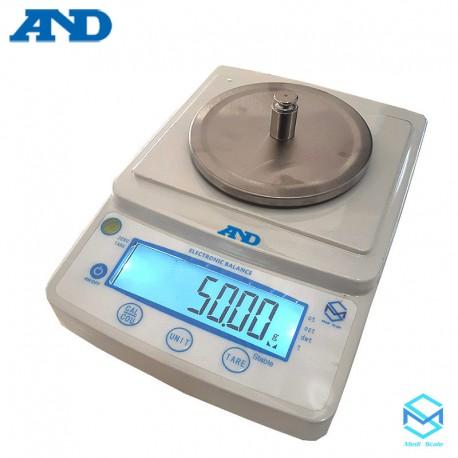 ترازوی ET600 دقت 0.01 گرم و ظرفیت 600 گرم
