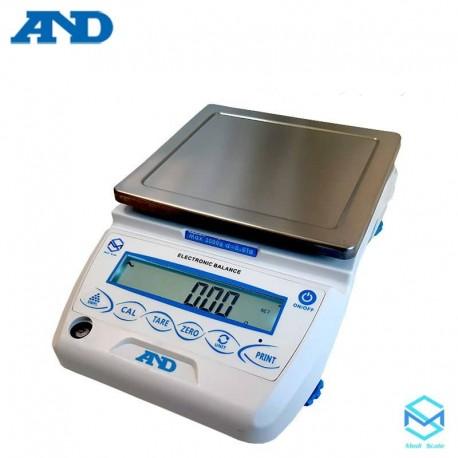 ترازوی EF2000 دقت 0.01 گرم و ظرفیت 2000 گرم