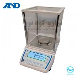 ترازوی MP200A  دقت0.0001 گرم و ظرفیت 200 گرم