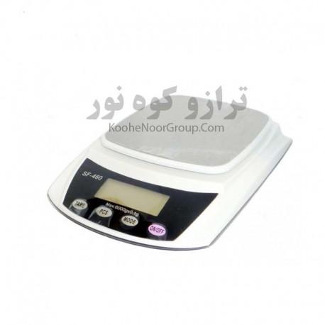 ترازوی SF460 دقت 0.1 گرم
