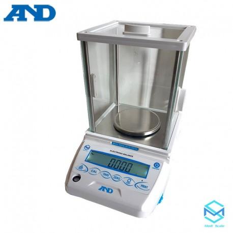 ترازوی DF500 دقت 0.001 گرم و ظرفیت 500 گرم