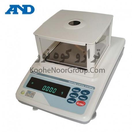 ترازو GF 400-دقت 0.001گرم و ظرفیت 410گرم