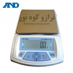 ترازو EK 3000-دقت 0.1گرم و ظرفیت 3000گرم