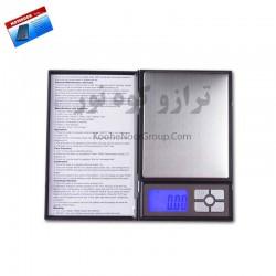 ترازوی NOTEBOOK دقت 0.01 گرم و ظرفیت 500 گرم