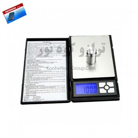 ترازوی NOTEBOOK دقت 0.1 گرم و ظرفیت 2000 گرم