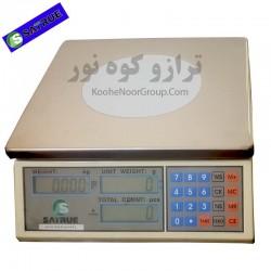 ترازوی SATRUE دقت 1 گرم و ظرفیت 60 کیلوگرم